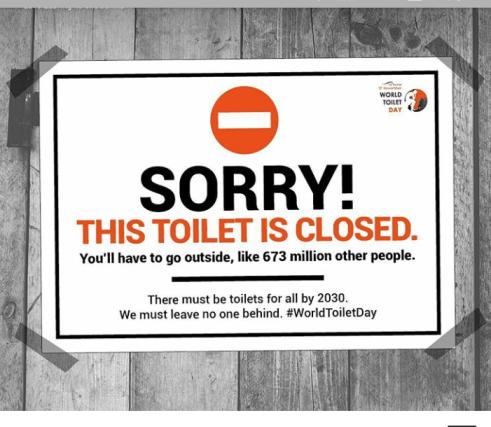 Verdens toalettdag