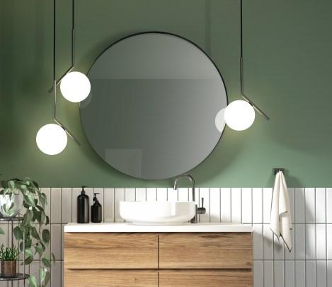 rundt speil