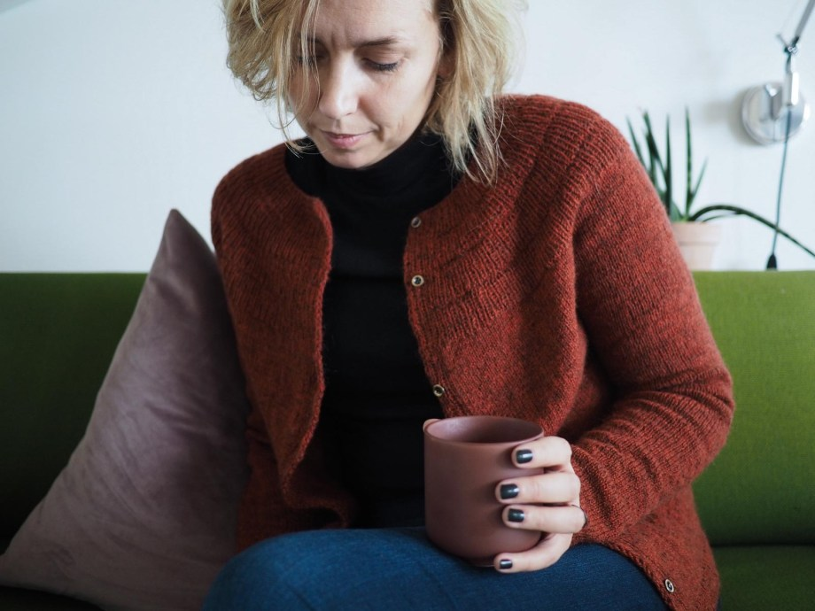 Ankers cardigan – my size