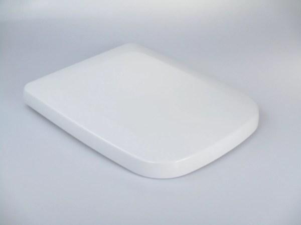 WC Sitz mit Absenkautomatik White VIGOUR - WC Sitz Shop