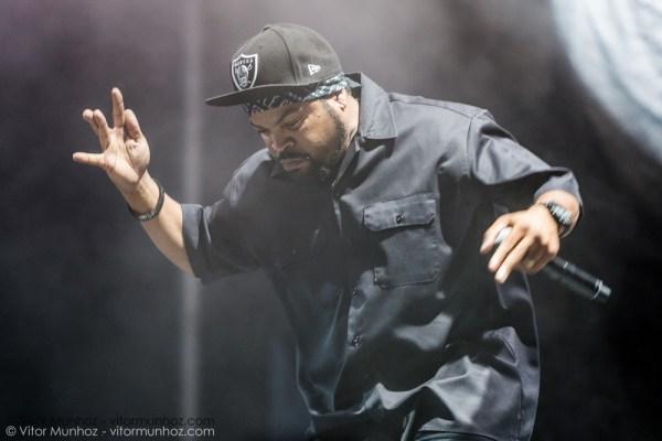 Photo Gallery Ice Cube live at Amnesia Rockfest June 25