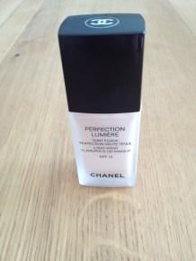 Flacon Chanel Perfection Lumière