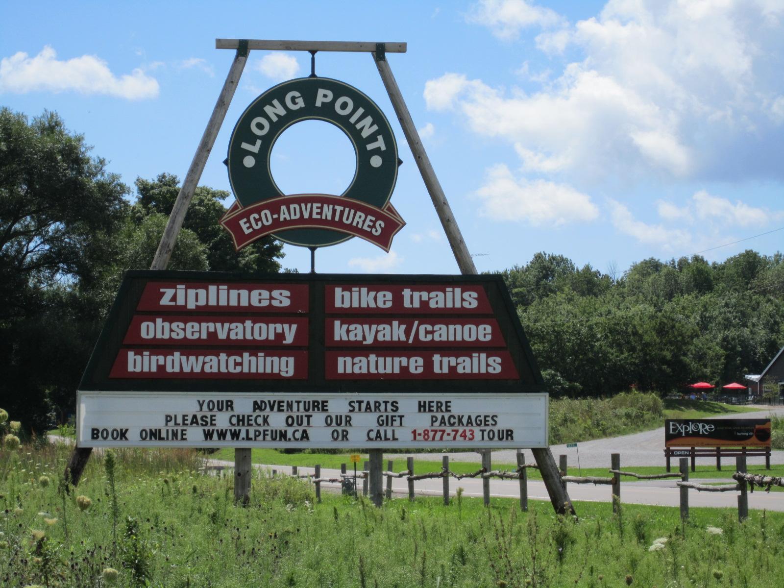 Go Glamping Long Point Eco Adventures Ontario Canada