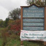 The Belfountain Salamander Festival