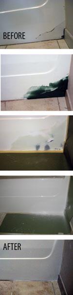 Bathtub Shower Whirlpool Tub Repair Milwaukee Waukesha