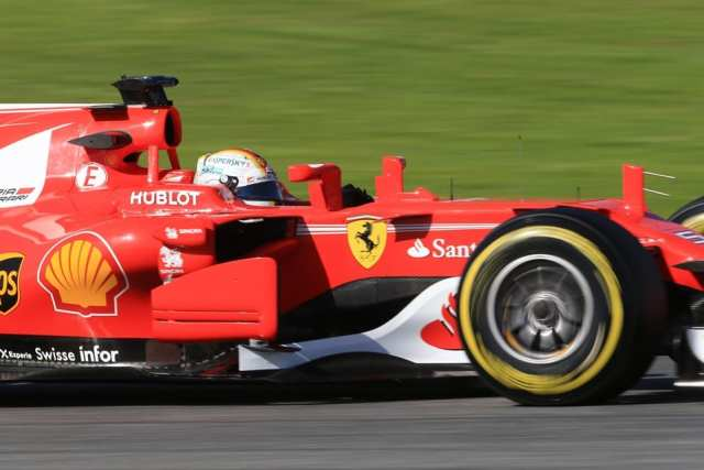 2017 Ferrari SF70H | F1 Season Preview