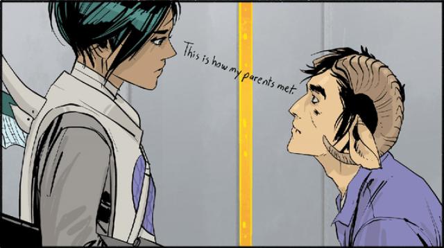 Resultado de imagen para Saga comic