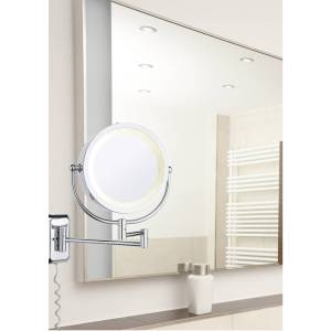 Paulmann Bela 70349 Wandlamp voor badkamer Halogeen E14 40 W Chroom