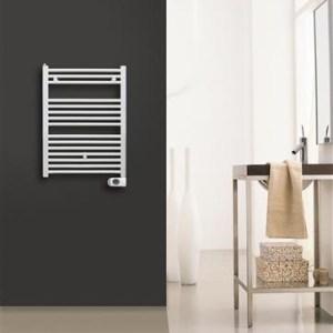 Solar Plus Elektrische handdoekradiator wit 1750 x 600 1000 Watt