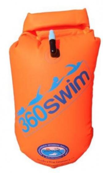 SaferSwimmer™ zwemboei Heavy Duty 64 x 30 cm oranje large