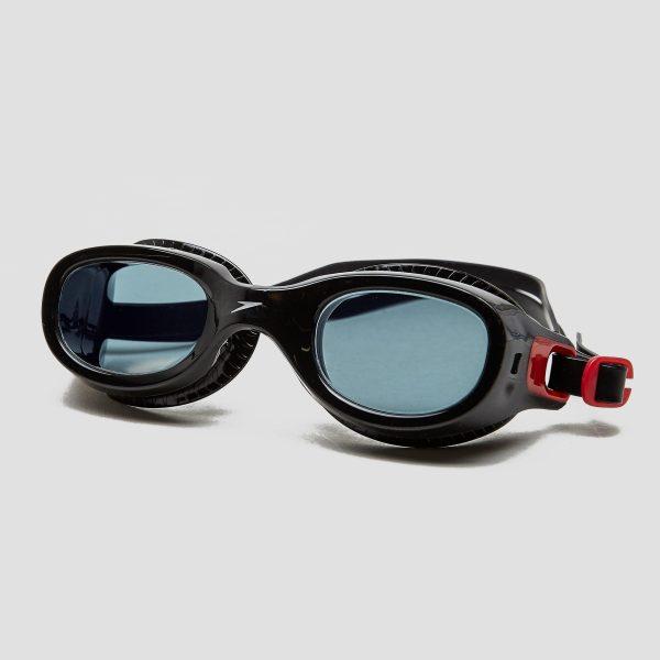 Speedo Speedo futura classic zwembril zwart/rood heren