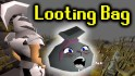 The Looting Bag is protected for UIM