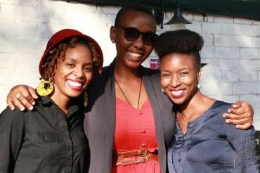 Juliet Kidula, Kui Mahihu and Nali Imunde