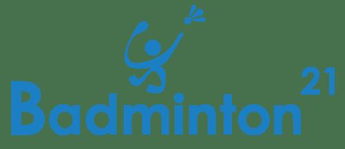 logo Badminton²¹ sans fond