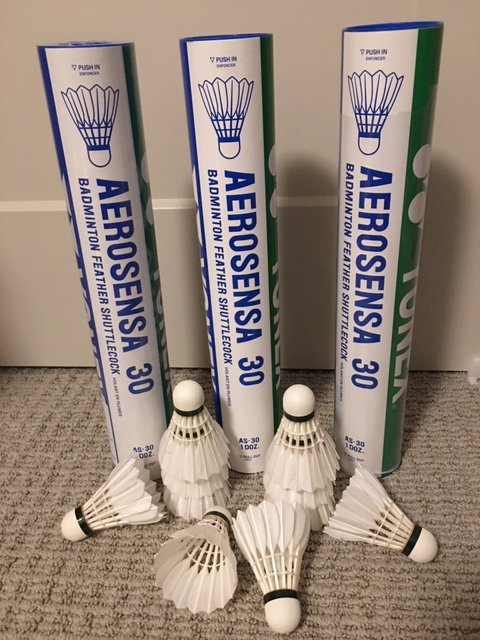 Read more about the article A Full Review of the Yonex Aerosensa 30 (AS-30) Shuttlecocks