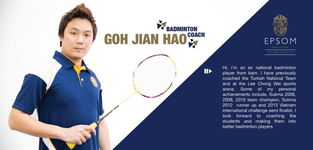 More About Goh Jian Hao