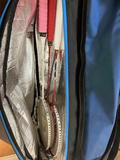 Yonex Pro Racquet Bag (9PCS) - Thermo Guard.