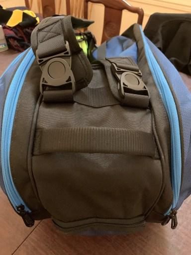 Yonex Pro Racquet Bag (9PCS) Bag Handle.