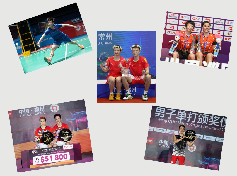 You are currently viewing What Type of Events are in Badminton?
