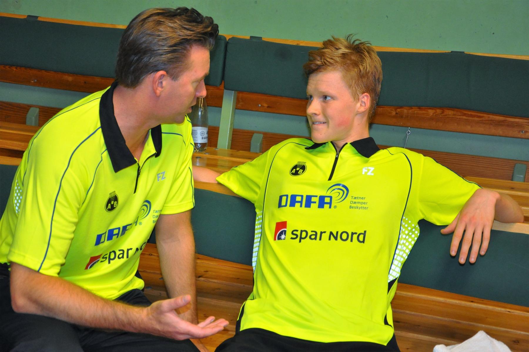 Hjemmedrengene svigtede i Aarhus Badmintonhal – BadmintonBladet