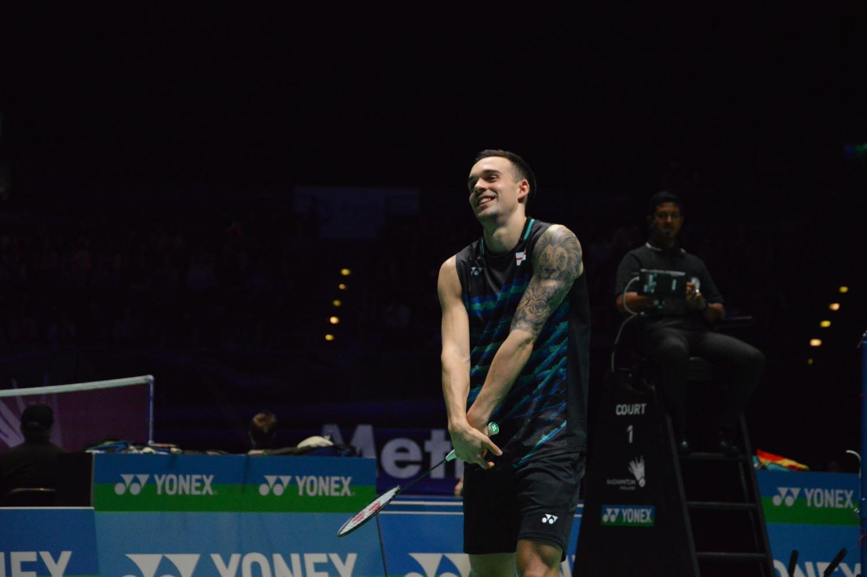 Chris Adcock – BadmintonBladet