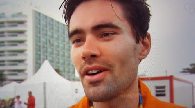 Oppermachtige Cancellara wint goud, Tom Dumoulin zilver