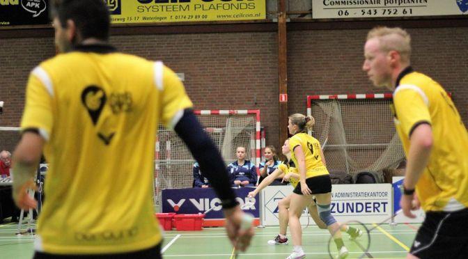 AviAir Almere krijgt vleugels. 5-3 winst bij Van Zundert/VELO.
