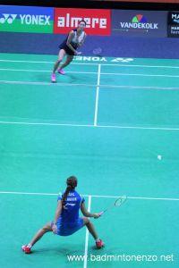 Michelle LI vs Sofie Holmboe DAHL