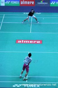 Kento MOMOTA vs Mark CALJOUW