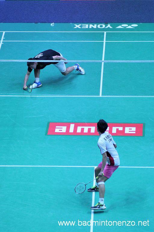 Kento MOMOTA vs Mark CALJOUW