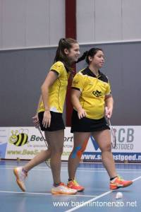 Manon Sibbald en Gita Djajawasita