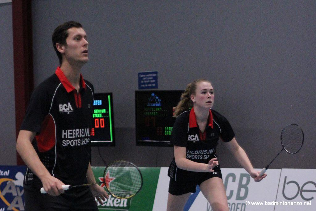 Vincent de Vries, Renske Kwakkenbos