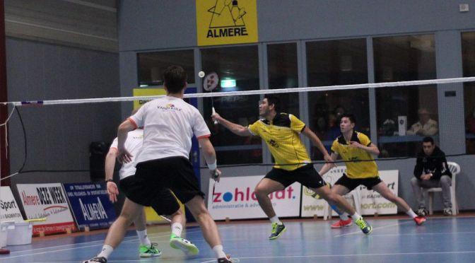 AviAir Almere naar finale om landstitel na winst op Duinwijck fotoalbum