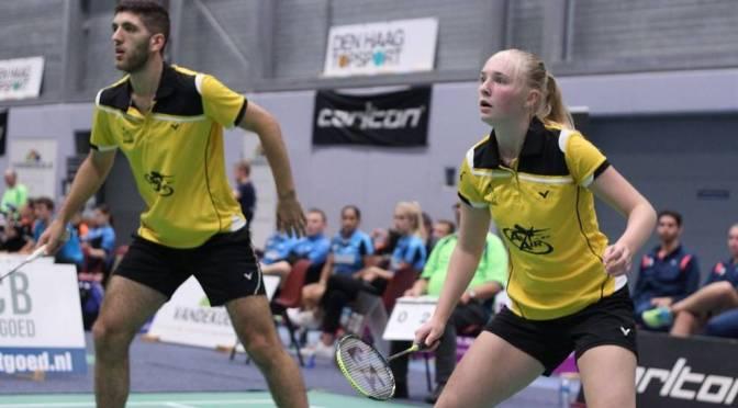 Kick-off badminton eredivisie @Velobadm – AviAir Almere @BadmintonNLD