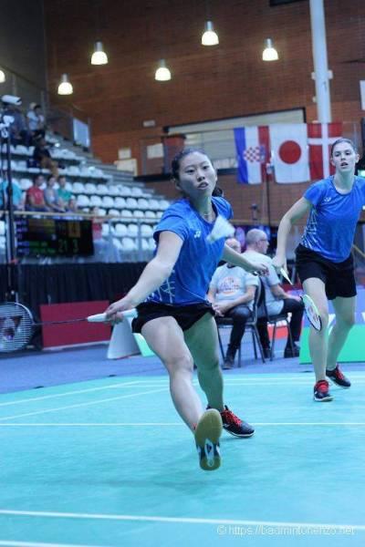 Kristen Tsai, Rachel Honderich