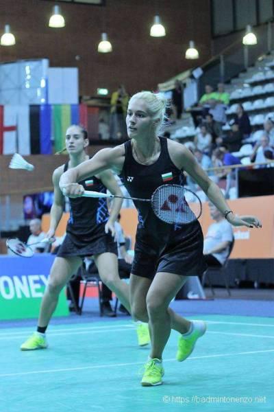 Stefani en Gabriela Stoeva