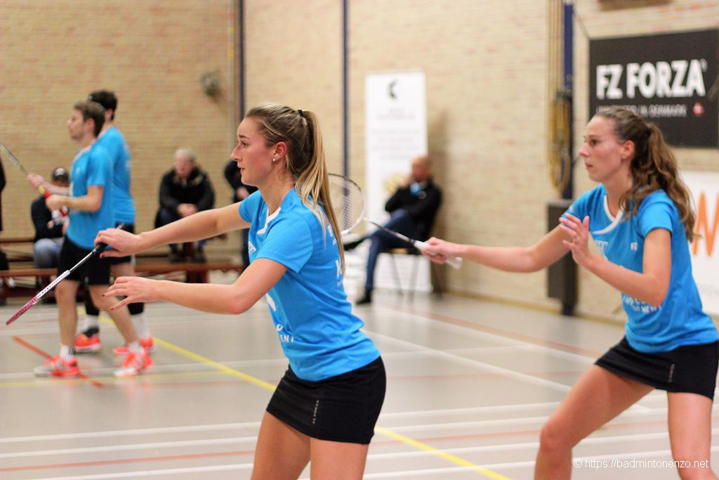 Anne Viervermans, Wendy Hoeve