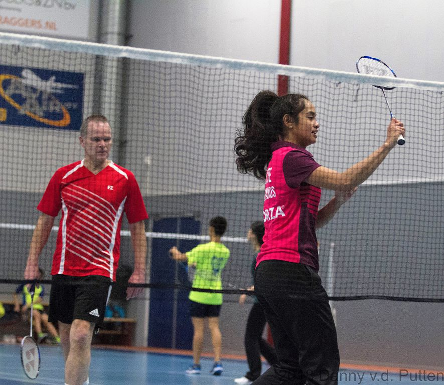 Clinic Gayle Mahulette bij BV Almere