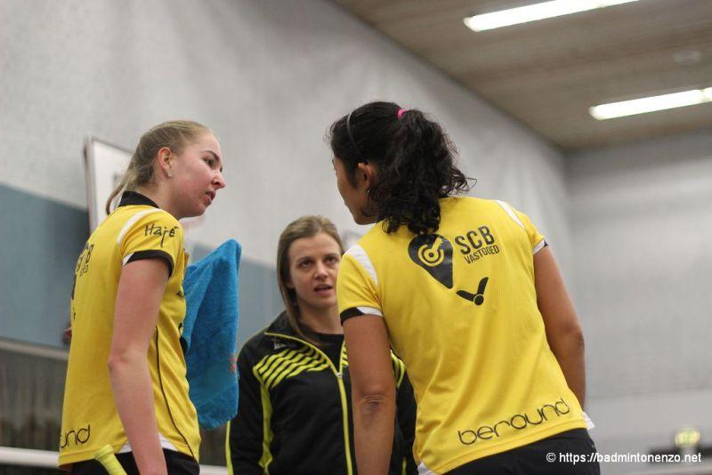 Sabine de Wit, Ilse Vaessen, Georgy van Soerland