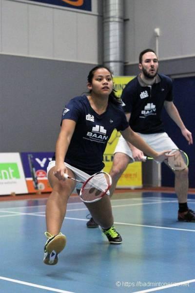 Alyssa Tirtosentono, Michiel Kruijt