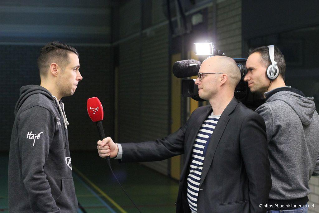 Erik Staats, Han Dijkstra, Omroep Flevoland