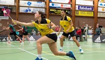 Cheryl Seinen en Alex Vlaar