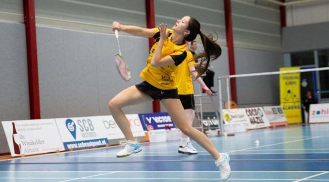 Avi Air Almere – Drop Shot BC de foto's @BadmintonNLD