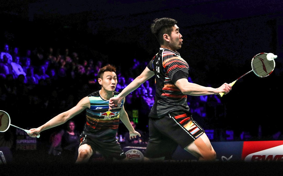 China Open: Former World Champions eliminate former World Champions