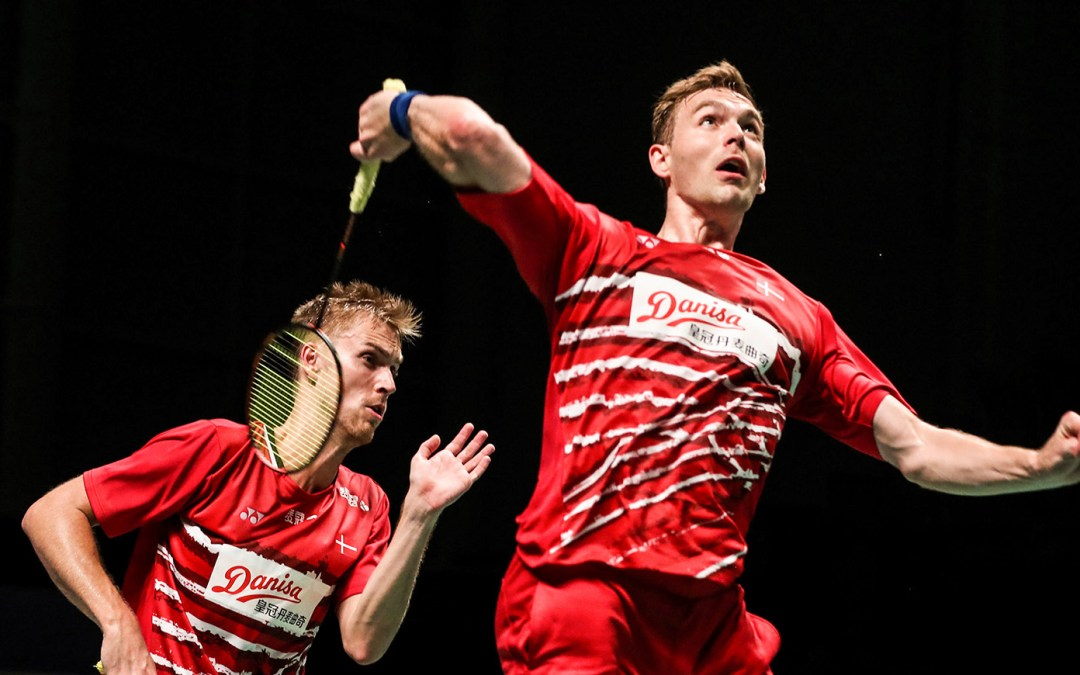 Many changes in Danish badminton: Some leave Denmark, others get new partners