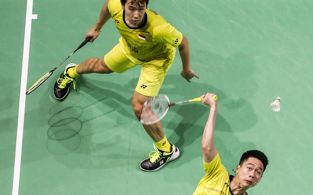 MD: Top seeds queuing up to leave Nanjing!