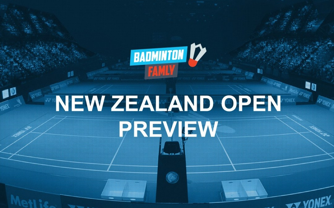 New Zealand Open – Preview