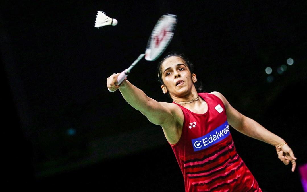 Saina Nehwal on ESPN top 100 list