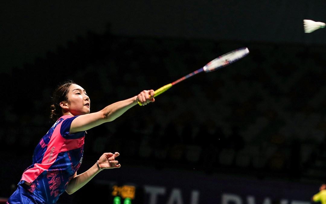 YONEX Chinese Taipei Open 2019 – Finals