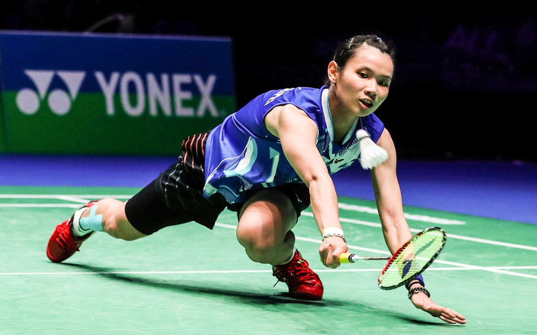 Tai Tzu Ying and P.V. Sindhu ready for a clash in the semi's